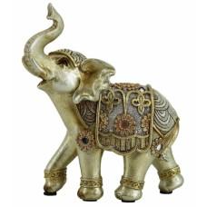 Διακοσμητικό Ελεφαντάκι Πολυεστερικό 786206 12,5x5,3x14,3υψ Ankor