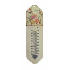 Θερμόμετρο Τοίχου Μεταλλικό 786770 31εκ Ankor