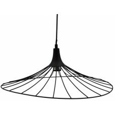 Φωτιστικό Οροφής Μεταλλικό Μαύρο 783977 50x49x80εκ Ankor
