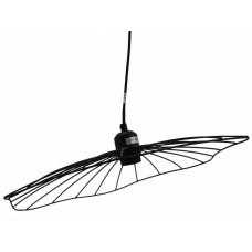 Φωτιστικό Οροφής Μεταλλικό Μαύρο 783991 52x40x80εκ Ankor