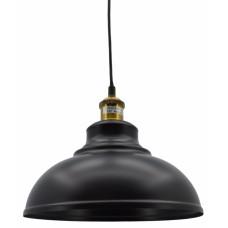 Φωτιστικό Οροφής Μεταλλικό Μαύρο 785445 29x23-100εκ Ankor