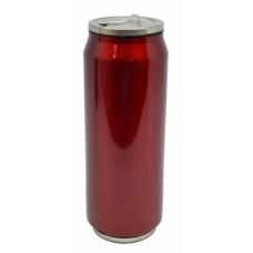 Θερμός - Ποτήρι Ανοξείδωτο Μπορντώ 788361 0,45lt 6,2x19υψ Ankor