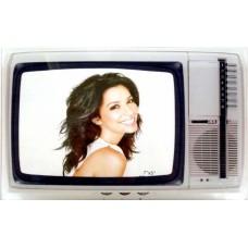 Κορνίζα Γυάλινη Τηλεόραση 73892 Για Φωτογραφία 10x15εκ - Ankor