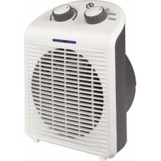 Αερόθερμο - Ankor 2000W 2 Ταχύτητες Θερμοστάτης Άσπρο - Γκρι IP21 784004 19x12x25υψ