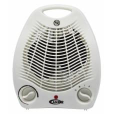 Αερόθερμο - Ankor 2000W 2 Ταχύτητες Θερμοστάτης Άσπρο 784011 22x12x26υψ