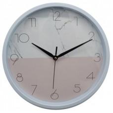 Ρολόι Τοίχου Πλαστικό Στρογγυλό Άσπρο 791309 Φ30x3,5εκ - Ankor