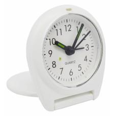 Ξυπνητήρι Πλαστικό Αναδιπλούμενο Άσπρο 790753 7x1,9x6,3υψ Ankor