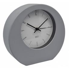 Ξυπνητήρι Πλαστικό Αθόρυβο Γκρι Επιτοίχιο Και Επιτραπέζιο 790784 18,2x5,2x17υψ Ankor