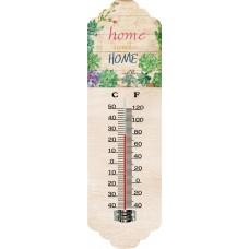 Θερμόμετρο Τοίχου Μεταλλικό 792962 31εκ Ankor