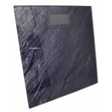 Ζυγαριά Μπάνιου Ηλεκτρονική Γυάλινη Γρανίτης 791521 28x28x2,5υψ Ankor