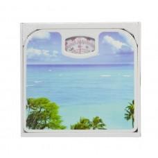 Ζυγαριά Μπάνιου Μηχανική Παραλία 1066050400 24,3x26,8x4,2υψ Ankor