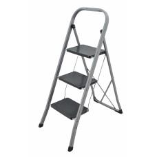 Σκάλα Μεταλλική 3 Αντιολισθητικά Σκαλοπάτια 794188 47x75x104υψ Ankor
