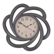 Ρολόι Τοίχου Πλαστικό Αντικέ Φ51εκ 795840 Ankor