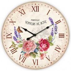 Ρολόι Τοίχου Ξύλινο Φ58εκ 796724 Ankor
