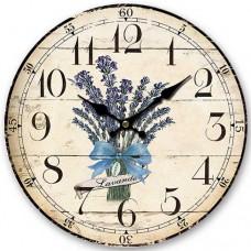 Ρολόι Τοίχου Ξύλινο Φ34εκ 796809 Ankor