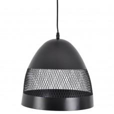 Φωτιστικό Οροφής Μονόφωτο Μεταλλικό Μαύρο 30x30x110υψ 797103 Ankor