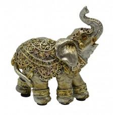 Διακοσμητικό Ελεφαντάκι Πολυεστερικό 8,5x4x9,5υψ 795567 Ankor
