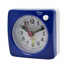 Ξυπνητήρι Πλαστικό Μπλε 6x3x6υψ 799664 Ankor