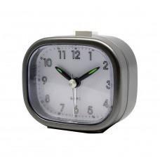 Ξυπνητήρι Πλαστικό Γκρι 8x3,5x6,5υψ 799725 Ankor