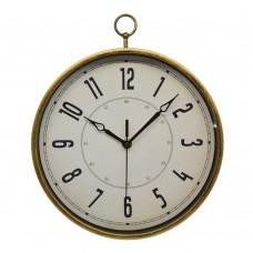 Ρολόι Τοίχου Αντικέ Πλαστικό Φ25,5εκ 799794 Ankor