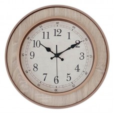 Ρολόι Τοίχου Αντικέ Πλαστικό Φ40,5εκ 799831 Ankor