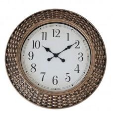 Ρολόι Τοίχου Αντικέ Πλαστικό Φ55,5εκ 799848 Ankor