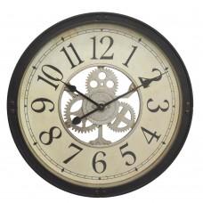Ρολόι Τοίχου Αντικέ Πλαστικό Φ50,5εκ 799855 Ankor