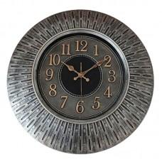 Ρολόι Τοίχου Αντικέ Πλαστικό Φ50,5εκ 799862 Ankor