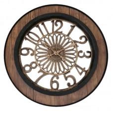 Ρολόι Τοίχου Αντικέ Πλαστικό Φ50,5εκ 799879 Ankor