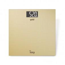 Ζυγαριά Μπάνιου Ηλεκτρονική Gold 3031 Izzy 223037