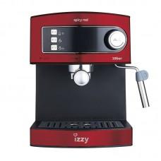 Mηχανή Espresso 6823 Spicy Red Izzy 222659