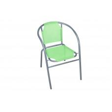 Πολυθρόνα Με Γκρι Σκελετό Και Πράσινο Textline OEM CH-ZSI1046-G