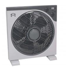 Ανεμιστήρας Box Fan EPAM 40w 03.FT-1202-B Γκρι 30εκ