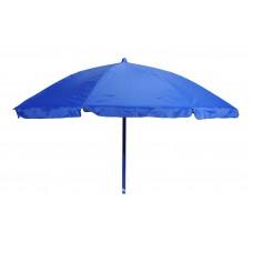 Ομπρέλα Θαλάσσης 2m Με Ηλιοπροστασία PVC Θήκη 03.ULA-1503 - Μπλε