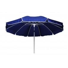 Ομπρέλα Θαλάσσης 2m Μπλε Πανί 180γρ PVC Θήκη 03.ULA-1505/BL