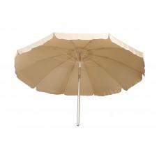 Ομπρέλα Θαλάσσης 2m Μπεζ Πανί 180γρ PVC Θήκη 03.ULA-1505/SA