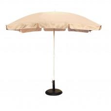 Ομπρέλα Ορθογώνια 130x200cm Εκρου 03.ULA-1510/SA
