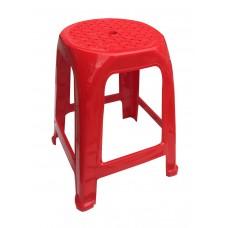 Πλαστικό Σκαμπώ Δεμένο OEM 0240 37x37x47ύψος - Κόκκινο