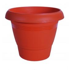 Γλαστρα Πλαστική Νο 4 36x30 & OEM 0274 - Πορτοκαλί