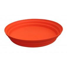 Πιατο Γλαστρας Νο25 Για Γλαστρα Νο 4 Φ25 OEM 0278 - Πορτοκαλί