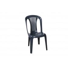 Πλαστική Καρέκλα Ποσειδώνας Γκρι OEM 0073 42x42x87υψx43 - 40x40 Κάθισμα