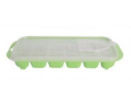 Παγοθηκη Με Καπακι Πλαστική & OEM 0297 25x11x3,5υψ - Λαχανί