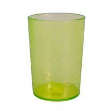 Ποτηρι Σφυρηλατο Πλαστικό OEM Α923 7,5x7,5x10,5υψ - Λαχανί