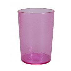 Ποτηρι Σφυρηλατο Πλαστικό OEM Α923 7,5x7,5x10,5υψ - Μωβ