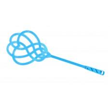 Τιναxτηρι Για Χαλιά Πλαστικό OEM 0061 63x23x1,5εκ - Μπλε Ανοιχτό