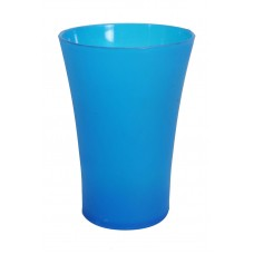 Ποτηρι Χυμου Πλαστικό OEM Α929 8x8x11,5υψ - Μπλε
