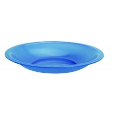 Πιατο Βαθυ Πλαστικό Α710 21x21x3,5υψ OEM Α710 - Μπλε