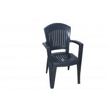 Πλαστική Καρέκλα ΑΘΗΝΑ OEM 0138 - Γκρι 90x59x51 - 48x46 Κάθισμα OEM 0138