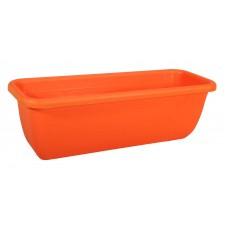 Ζαρτινιερα Πλαστική COSMOPLASTICA N.40 40x18x14εκ OEM 0424 - Πορτοκαλί