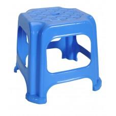 Σκαμπω Μινι Πλαστικό Παιδικό 20x20x22υψ OEM 0230 - Μπλε